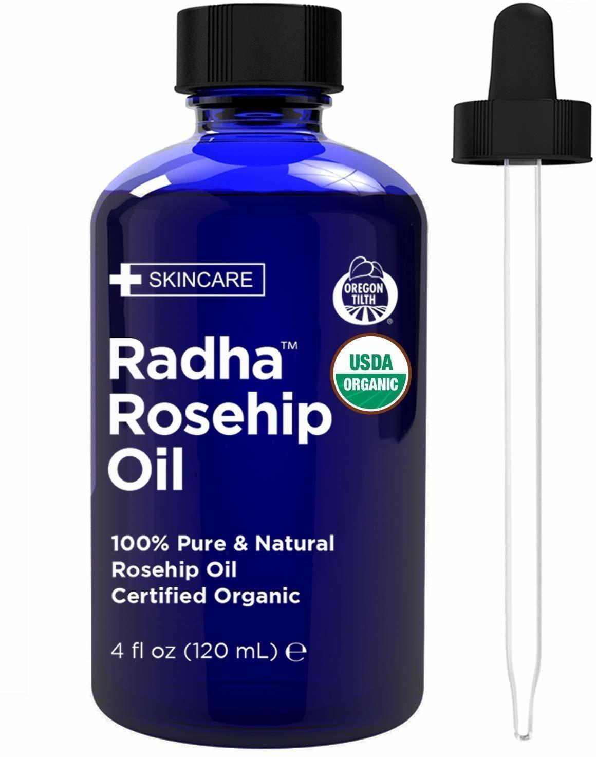 Radha Certified Organic Beauty Rosehip