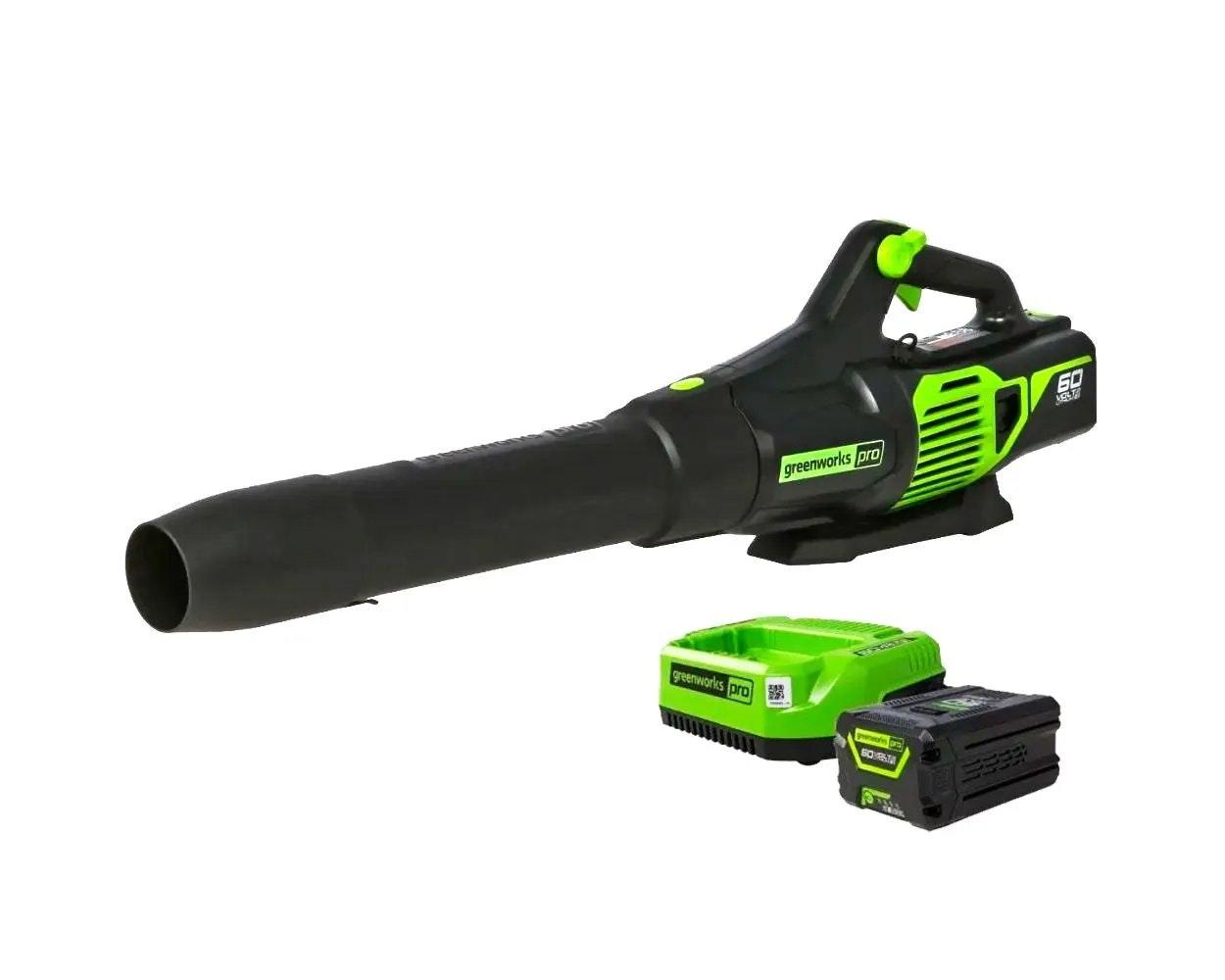 Greenworks Pro 60v Brushless Leaf Blower