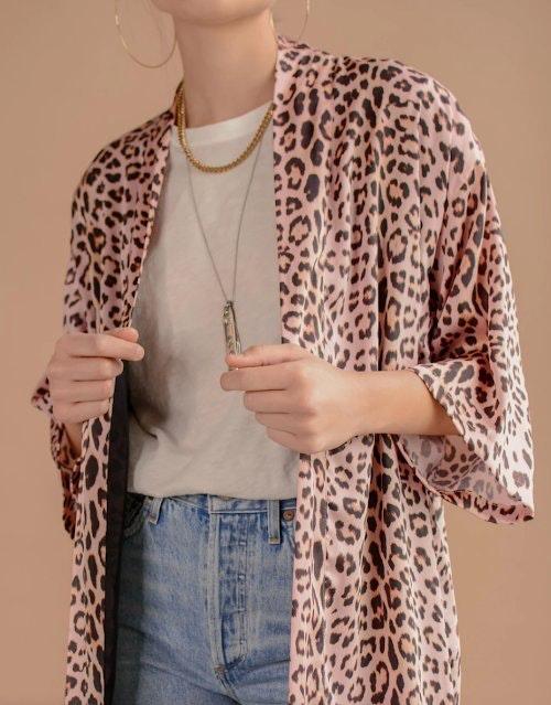 Sway & Cake Kimono Robe
