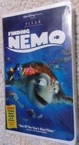 Finding Nemo (Vhs)