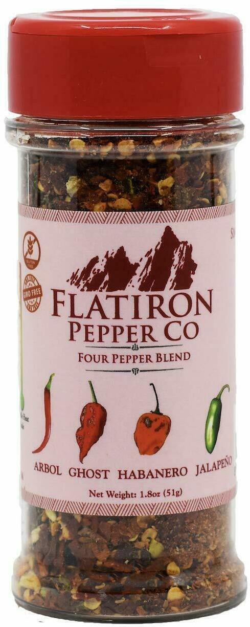 Flatiron Pepper Co. Premium Red Chile Flakes
