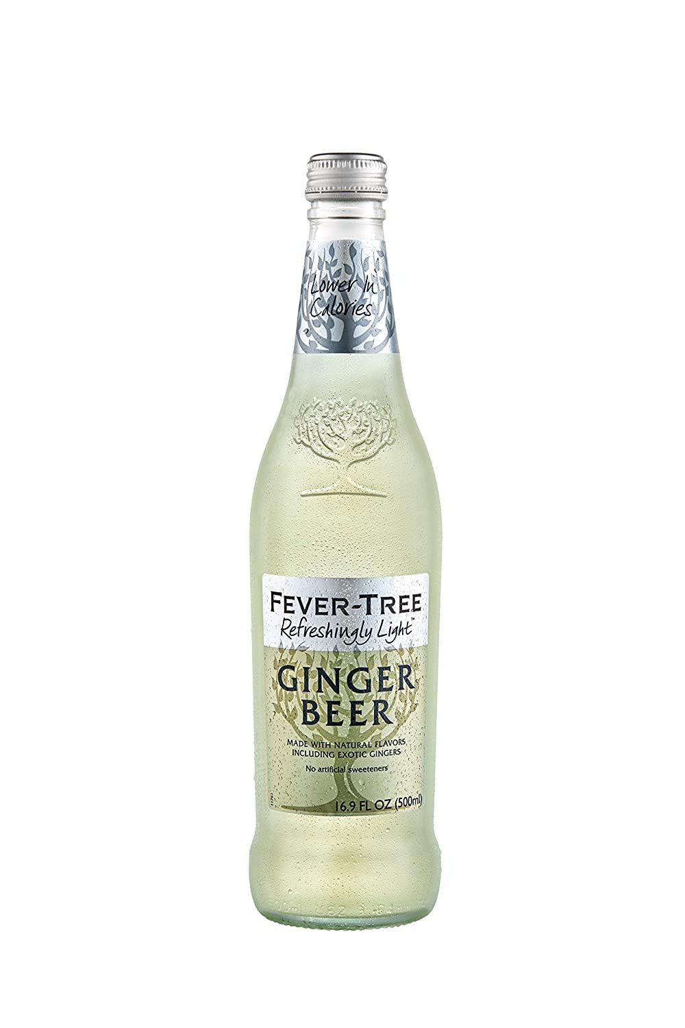 Fever Tree Refreshingly Light Ginger Beer