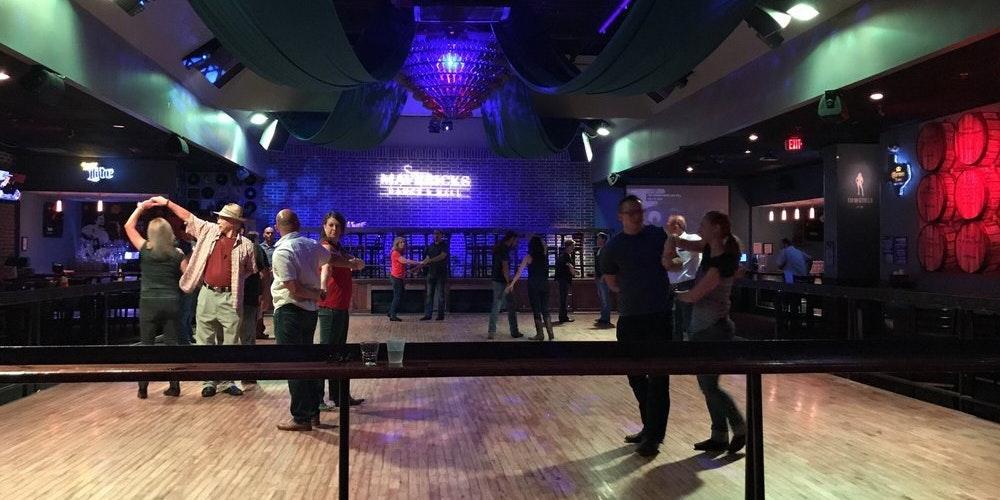 Mavericks Dance Hall Buda