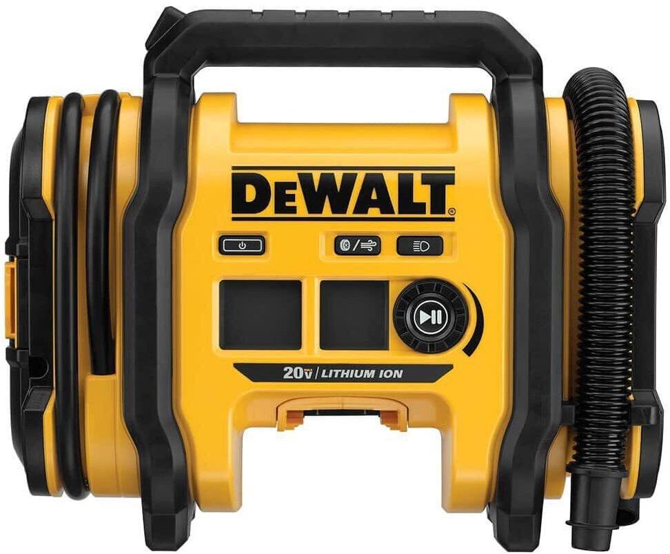 DeWalt 20V Max Inflator (DCC020IB)