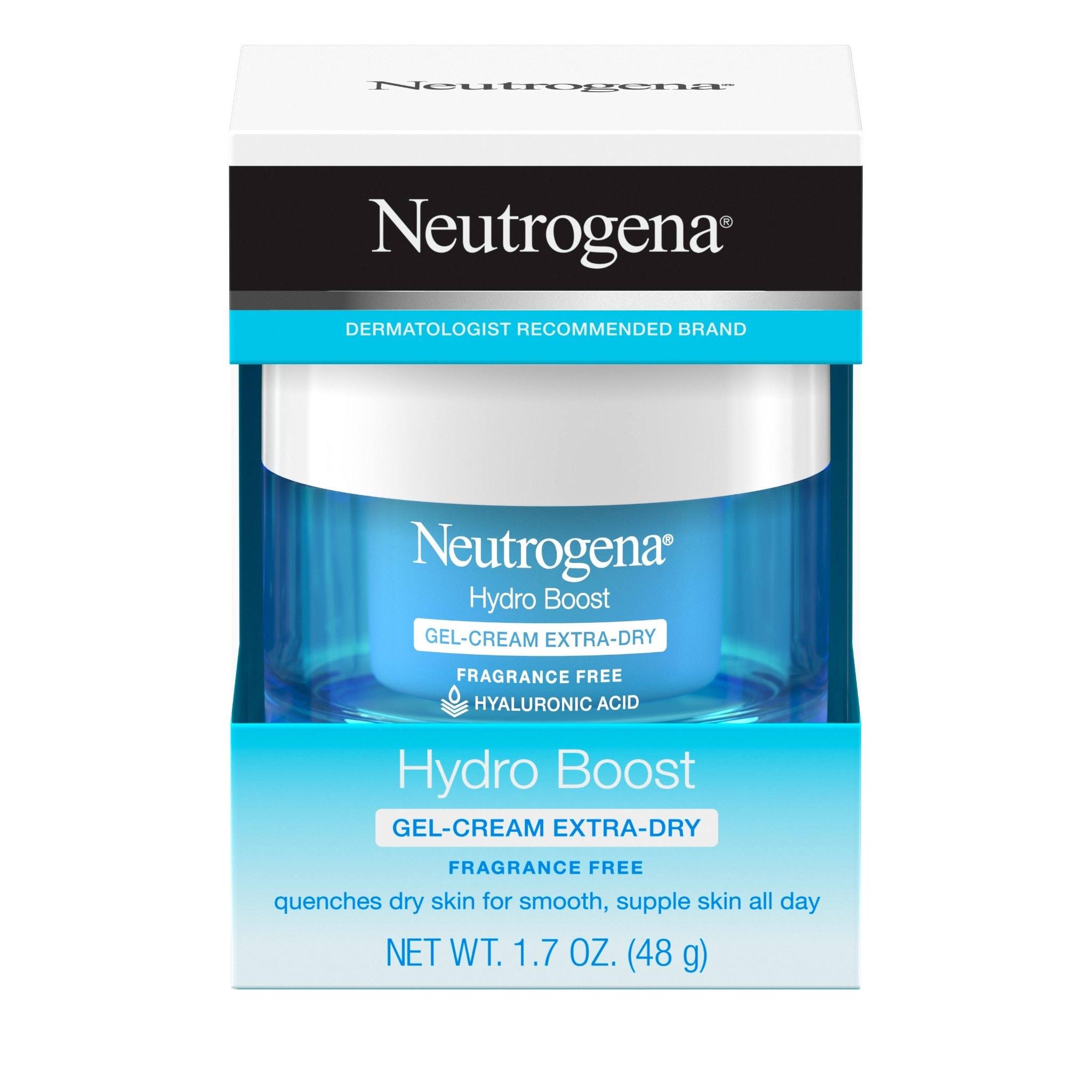 Neutrogena HydroBoost Extra-Dry Moisturizer
