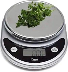 Ozeri Pronto Digital Food Scale