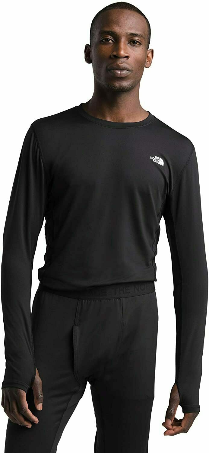 North Face Warm Poly Crew