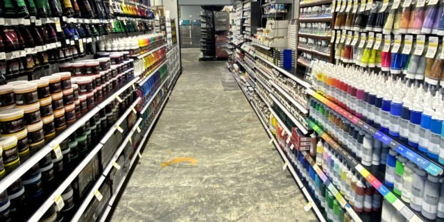 Jerry's Art Supply Wholesale Club of Miami