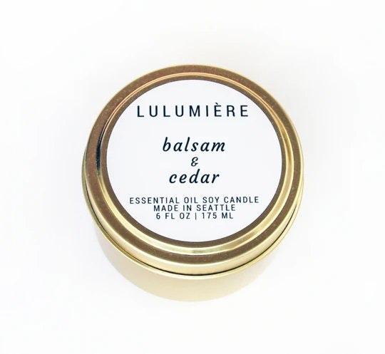 Lulumiere Travel Tins