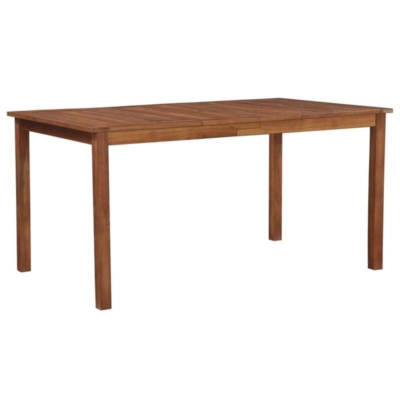 Josune Wooden Dining Table