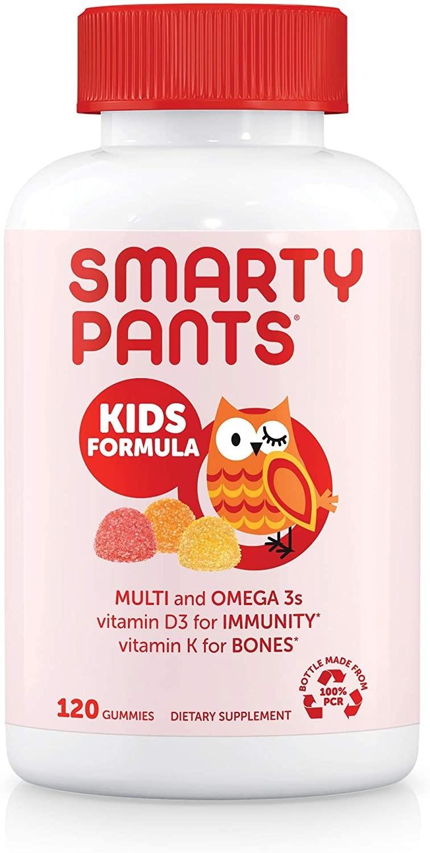 Smartypants Kids Complete Vitamin Gummies