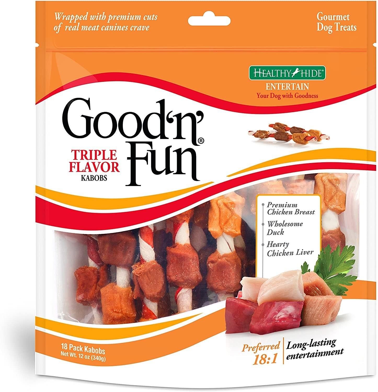 """Good """"N"""" Fun Dog Treats"""
