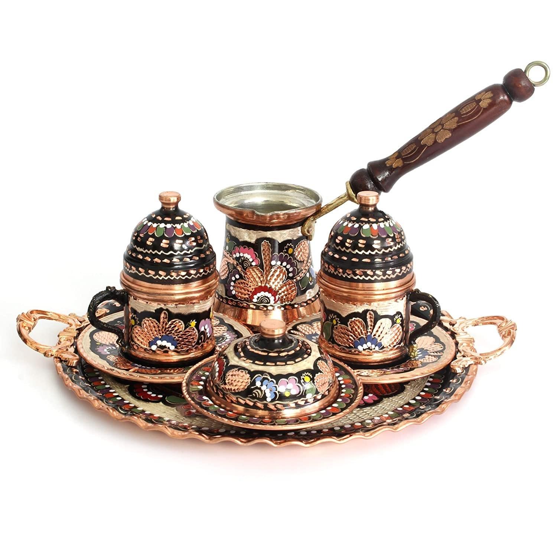 Handcraft Ideas Turkish Coffee Set