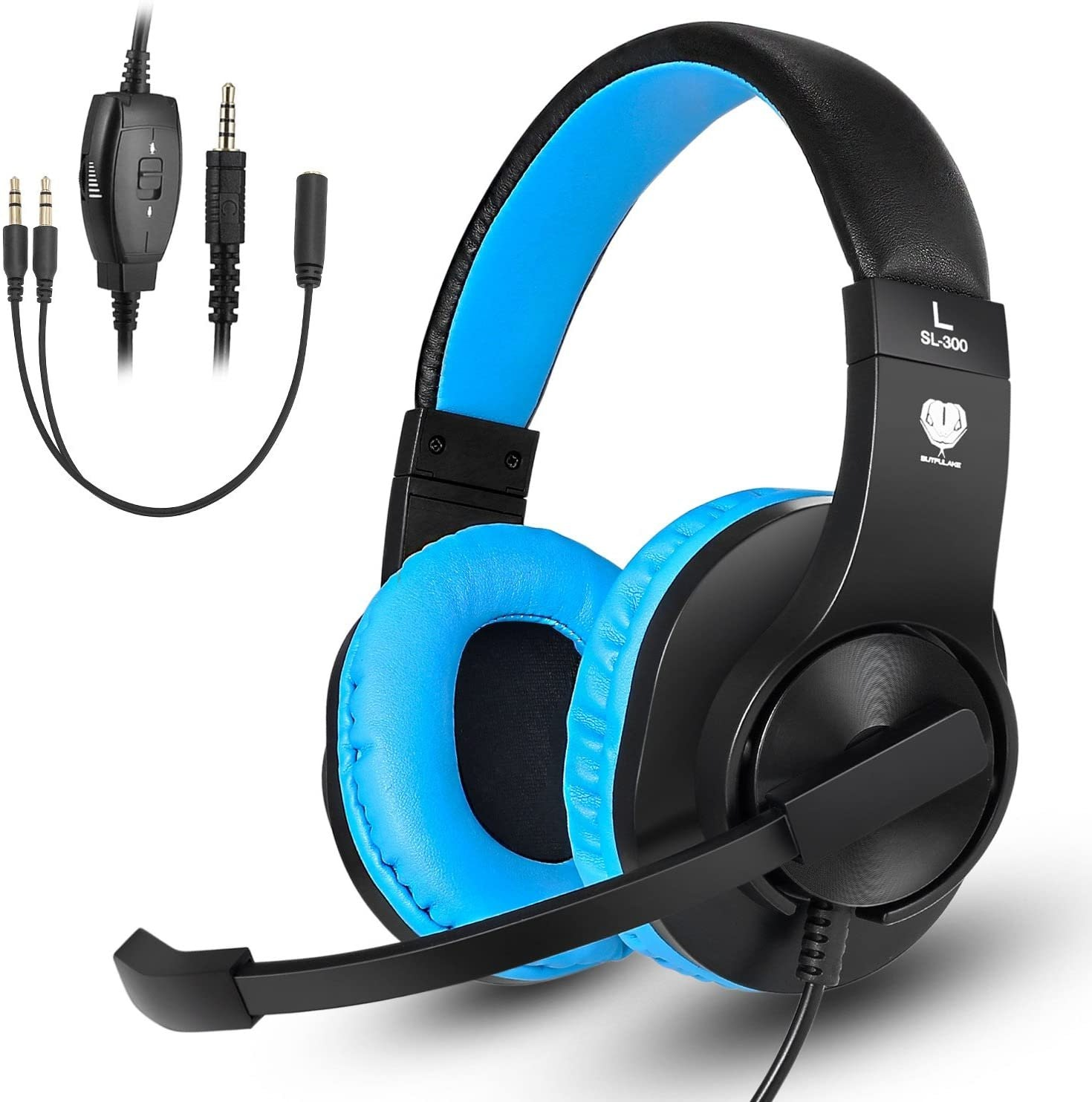 Butfulake Stereo Gaming Headset