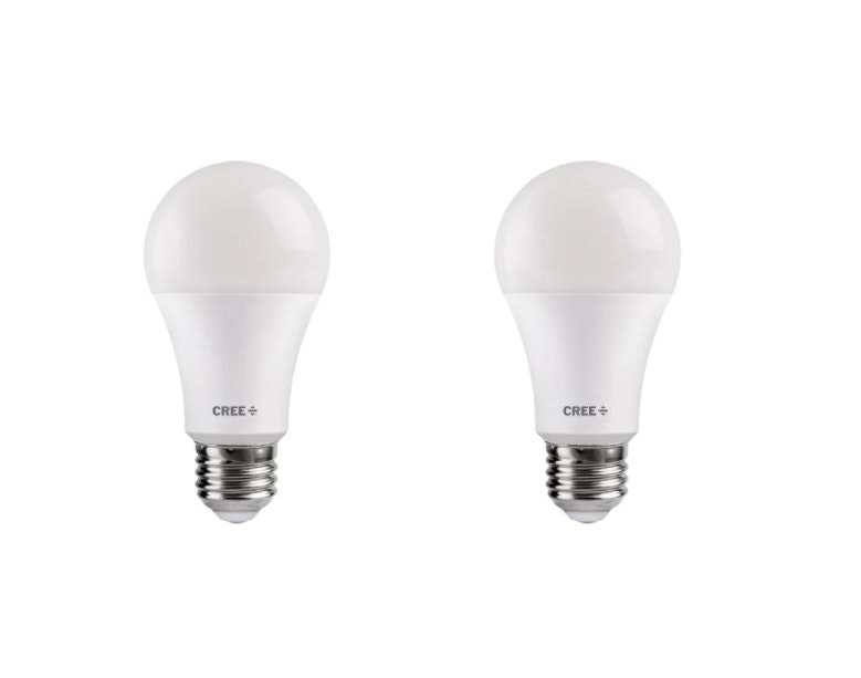 Cree Dimmable LED Light Bulb