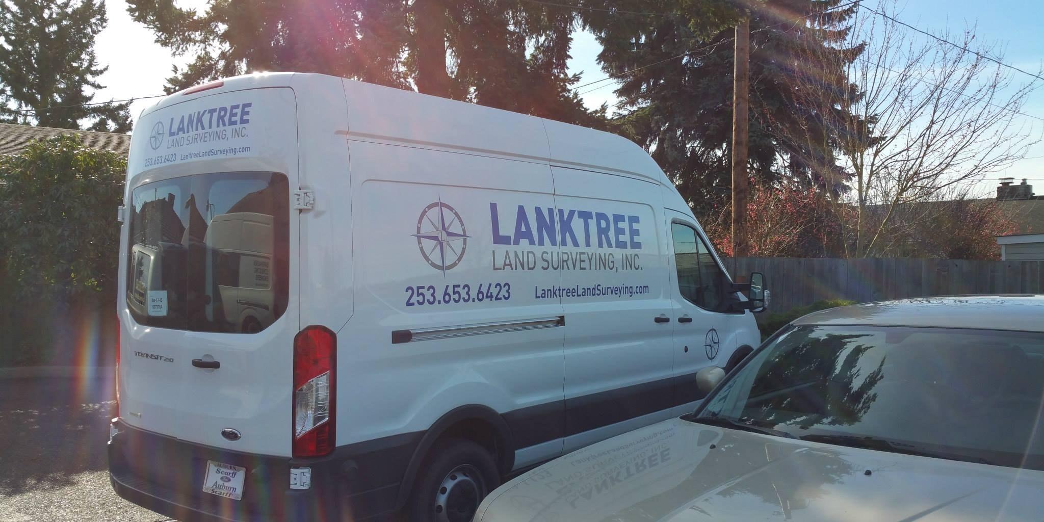 Lanktree Land Surveying, inc.