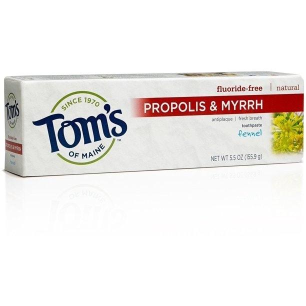 Tom's of Maine W/Propolis & Myrrh