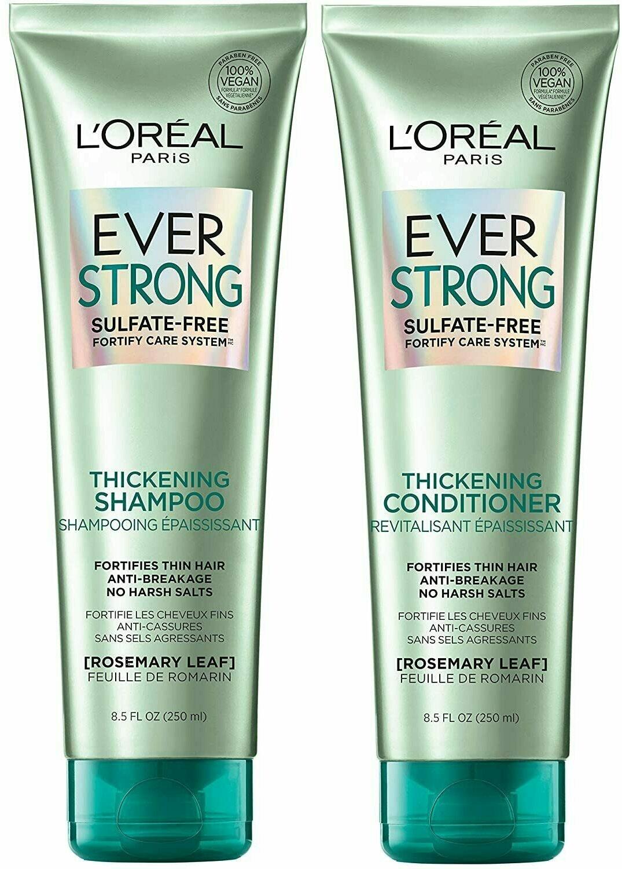 Loreal Paris Everstrong Shampoo & Conditioner