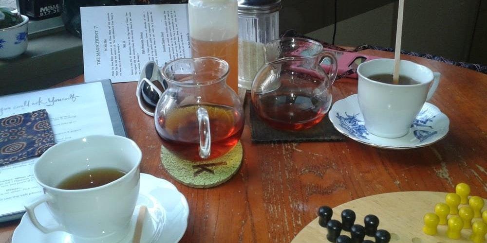 Mad Hat Tea Co