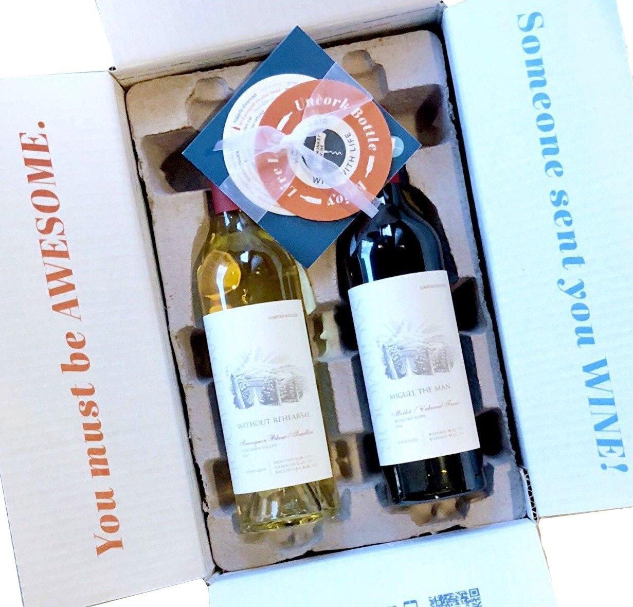 ChipMonkey Wine Gift Box!