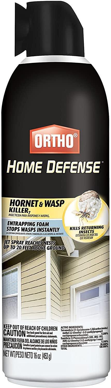 Ortho Home Defense Hornet & Wasp Killer7