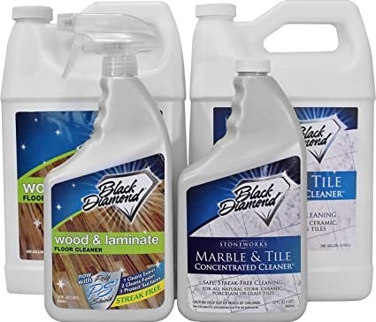 Black Diamond Stoneworks Wood & Laminate Floor Cleaner