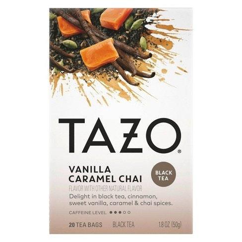 Tazo Chai Vanilla Caramel