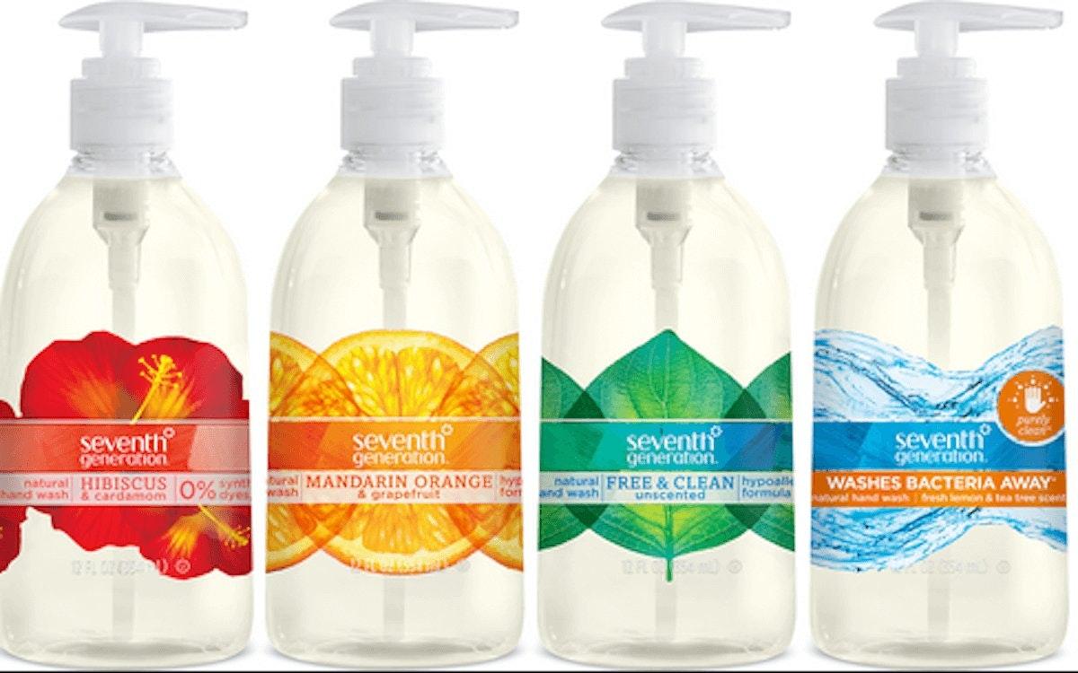 Seventh Generation Hand Soap