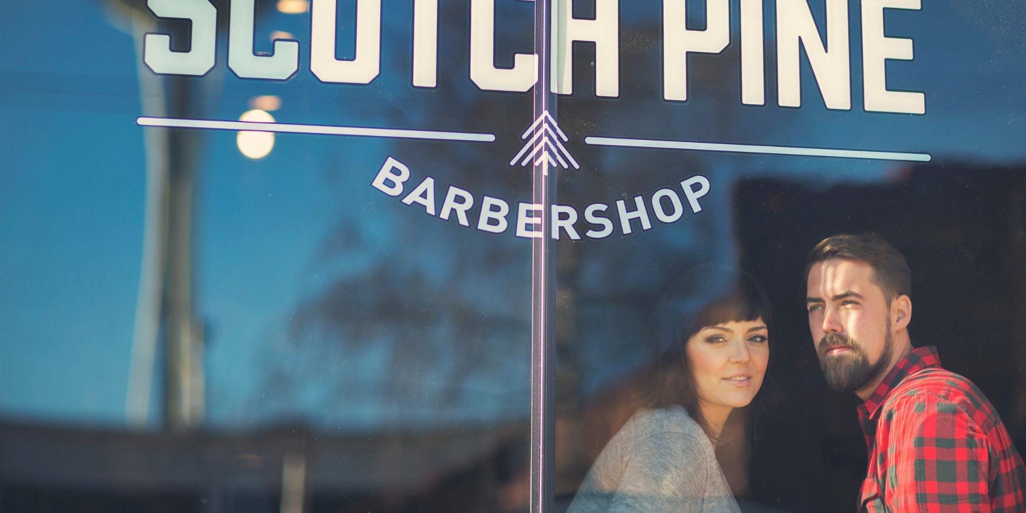 The Scotch Pine Barbershop