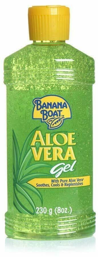 Banana Boat Aloe After Sun Care Gel