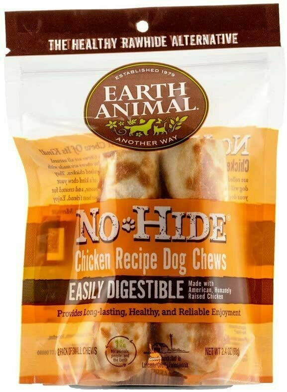 Earth Animal No-Hide Chews