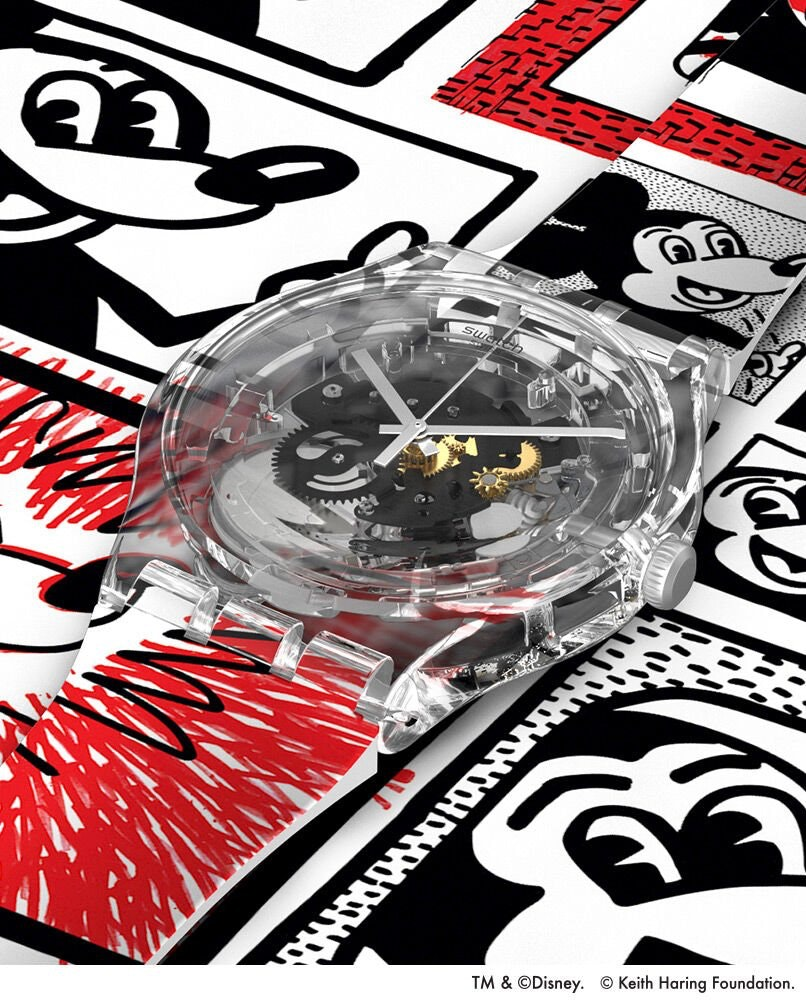 Swatch X You Custom Watch