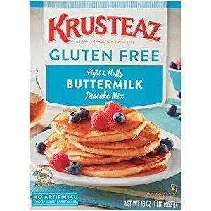Krusteaz Gluten Free Pancake Mix