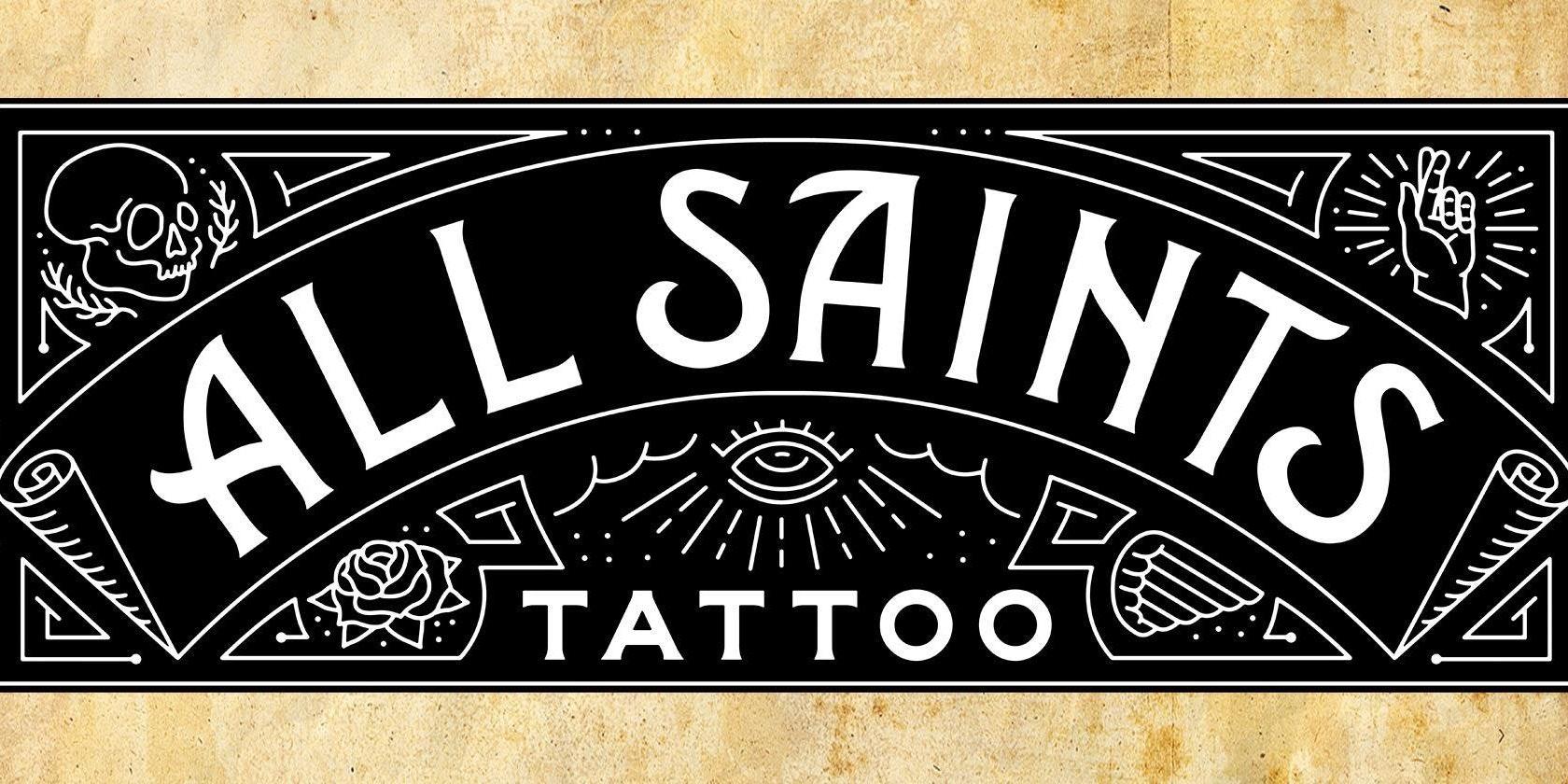 All Saints Tattoo