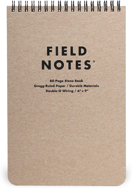 Field Notes the Steno