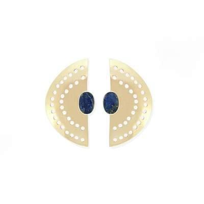 Boma Half Moon Earrings