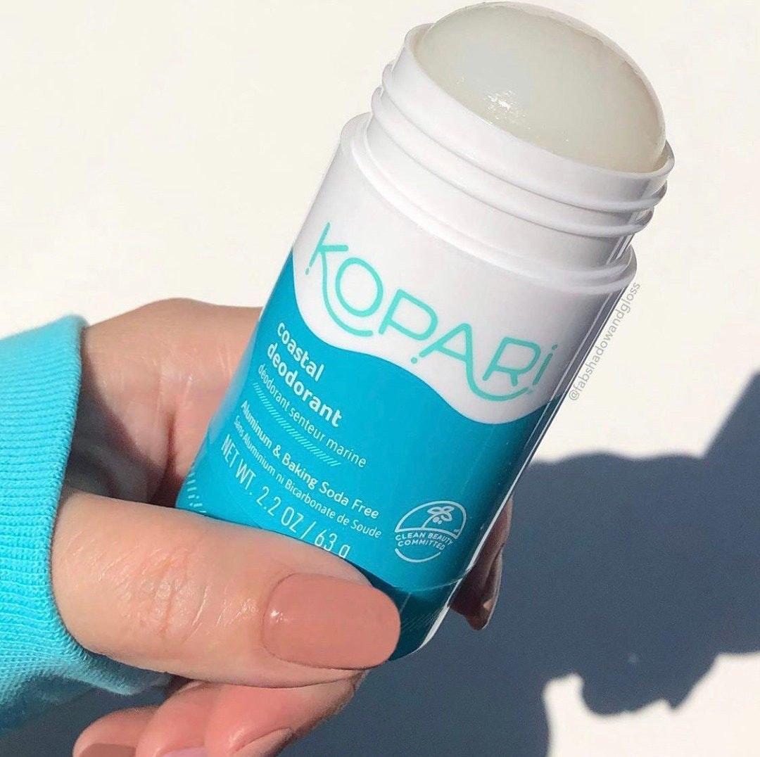 Kopari Aluminum-Free Coconut Deodorant