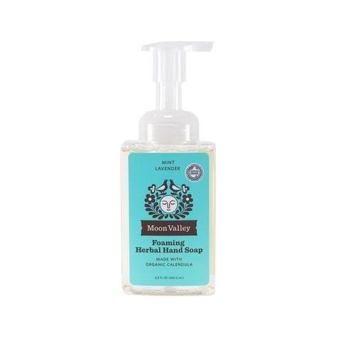 Moon Valley Organics Mint Lavendar Herbal Soap