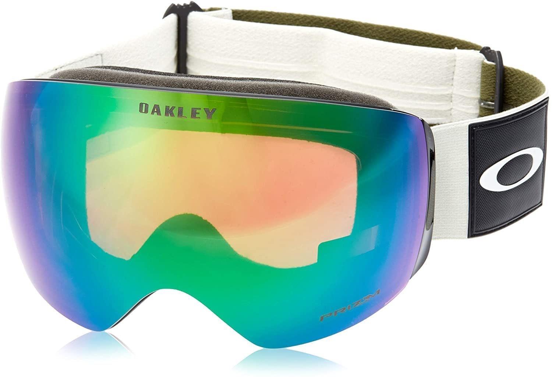 Oakley Prizm Snow Jade Iridium Lens Goggles