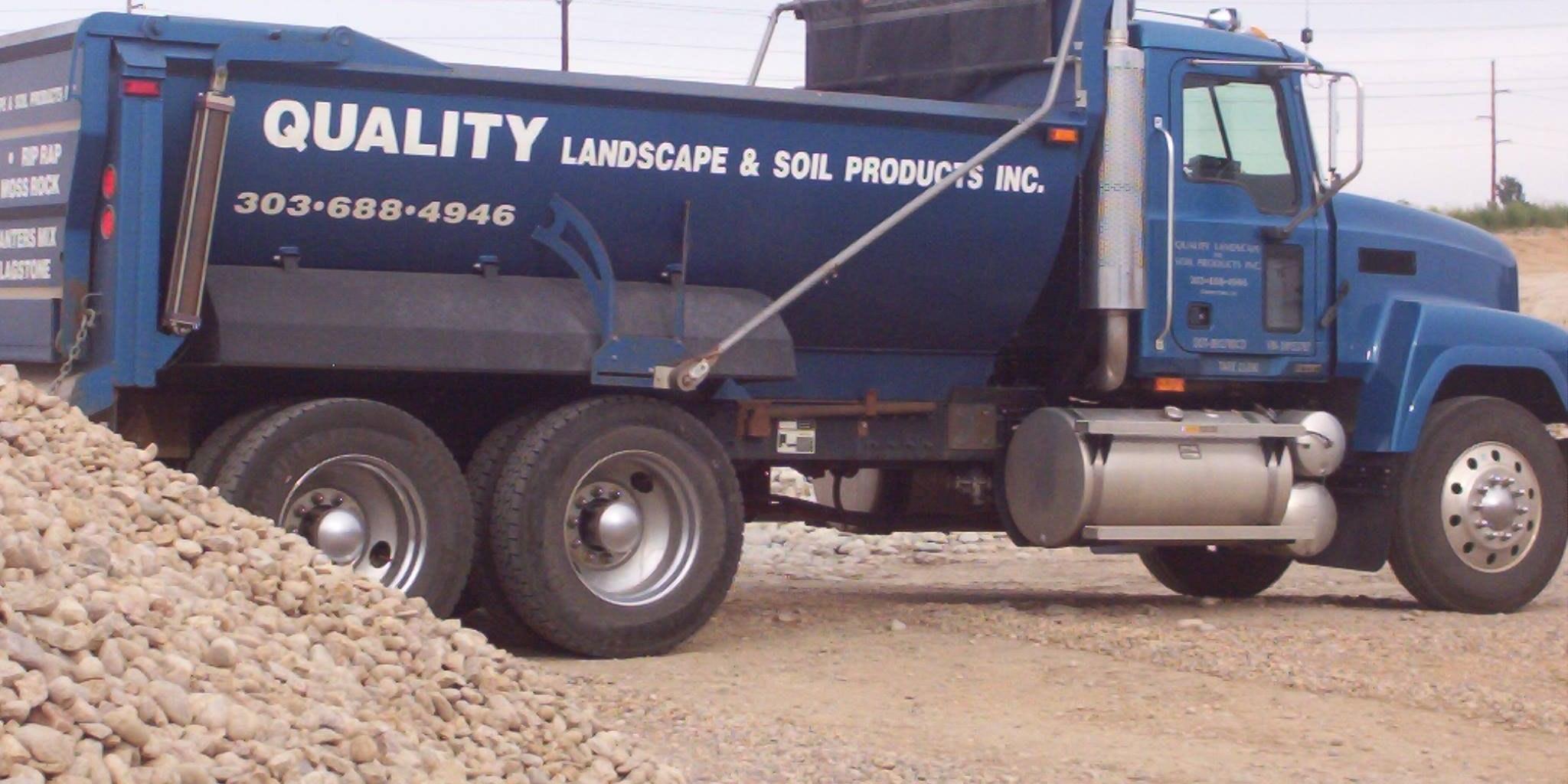 Quality Landscape & Soil Products