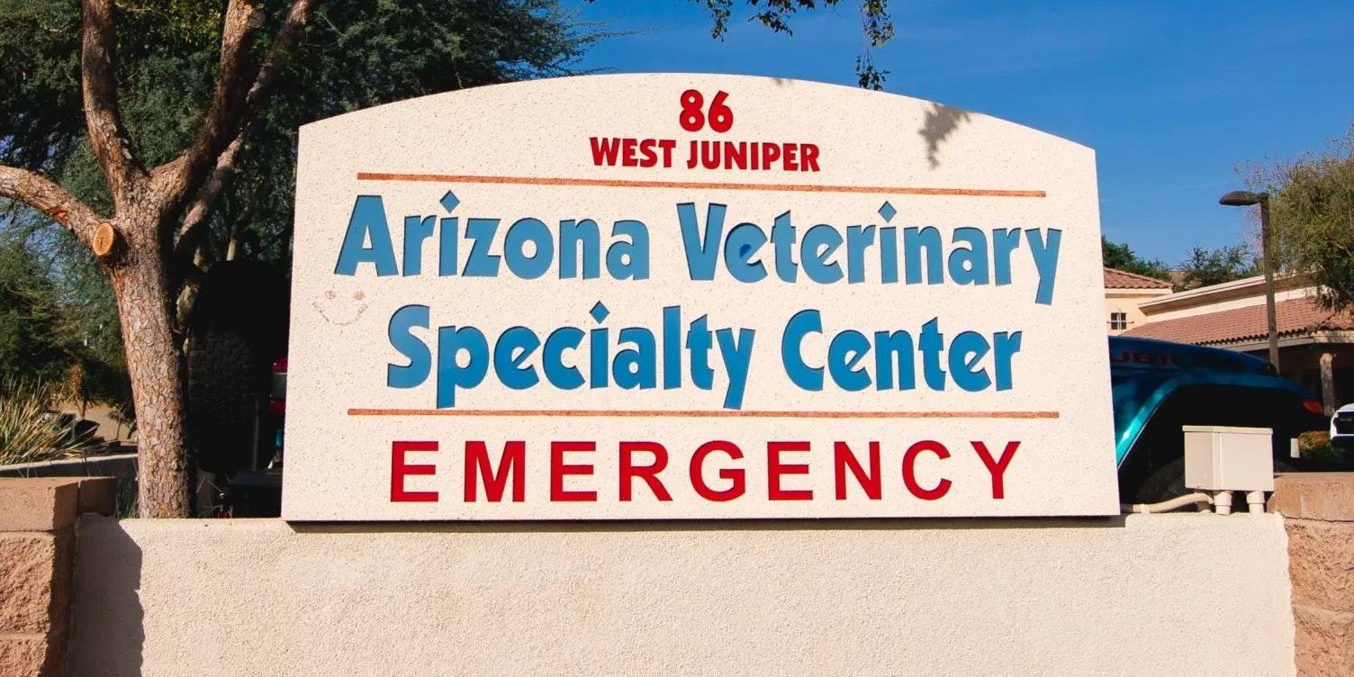 Arizona Veterinary Emergency & Critical Care Center