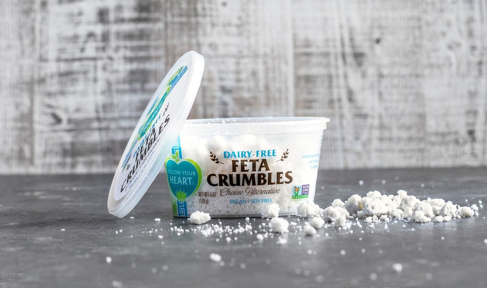 Follow Your Heart Dairy-Free Feta Crumbles