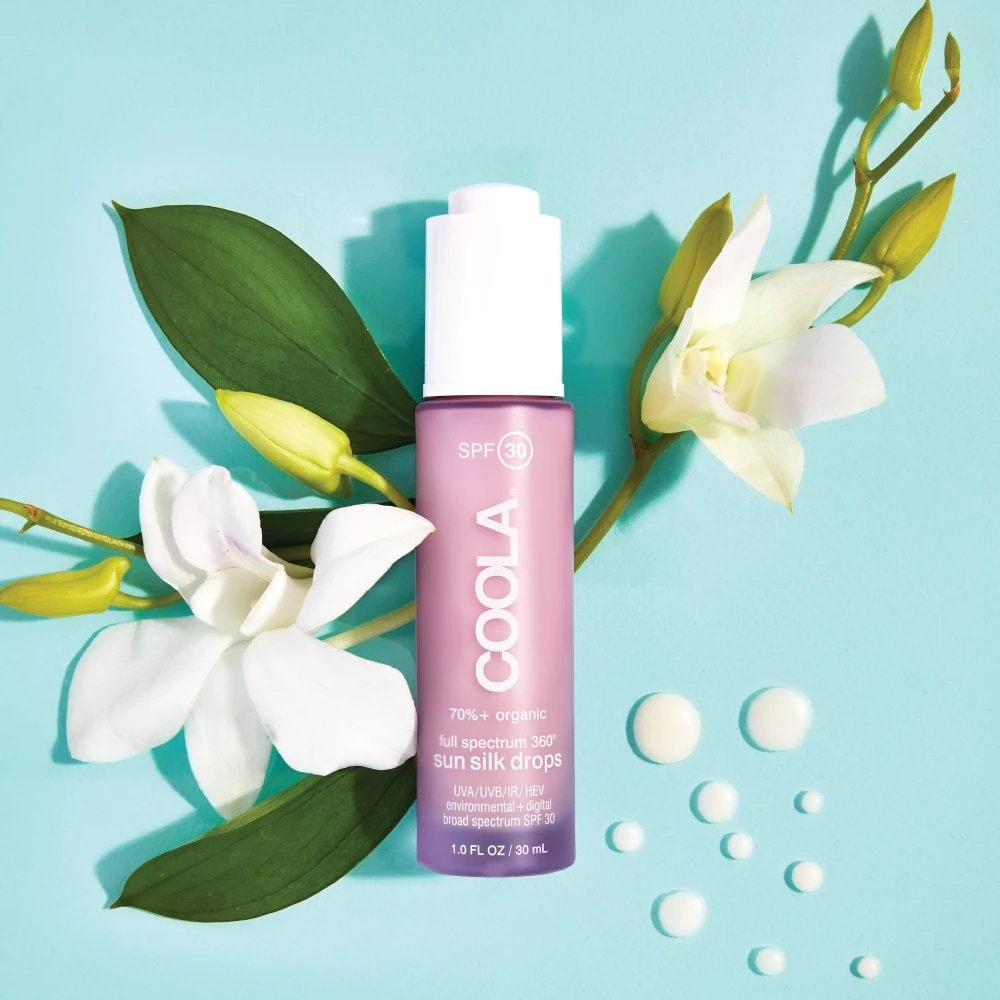 Coola Full Spectrum Sun Silk Face Sunscreen