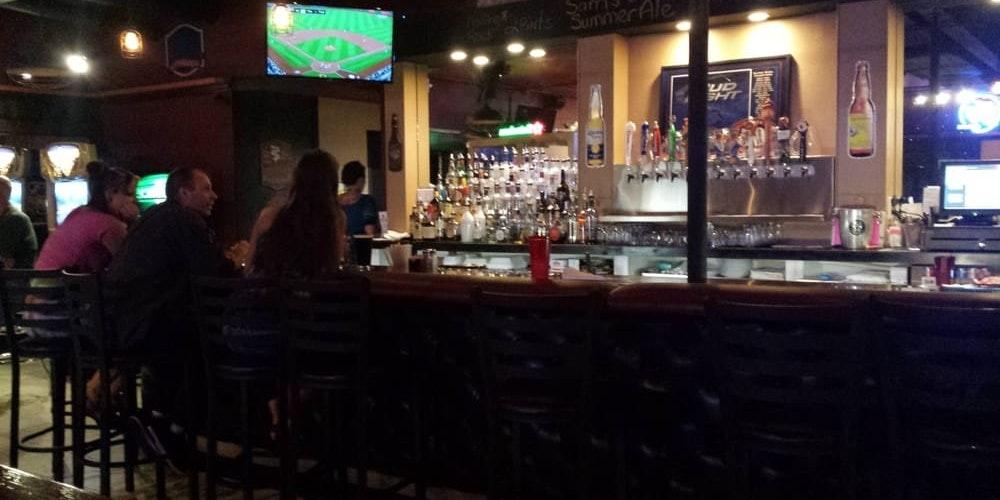 The Backstreet Tavern