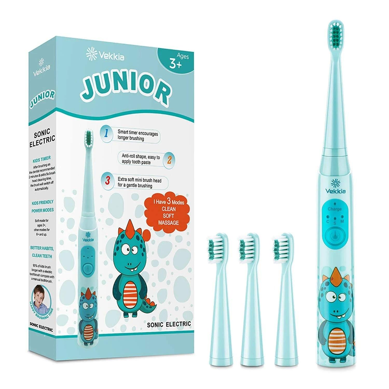Vekkia Kids Electric Toothbrush