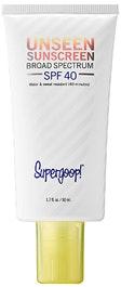 Supergoop Unseen Sunscreen SPF 40