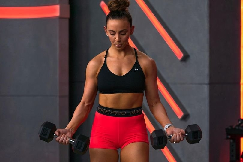 Sydney Cummings Youtube Hiit Workouts