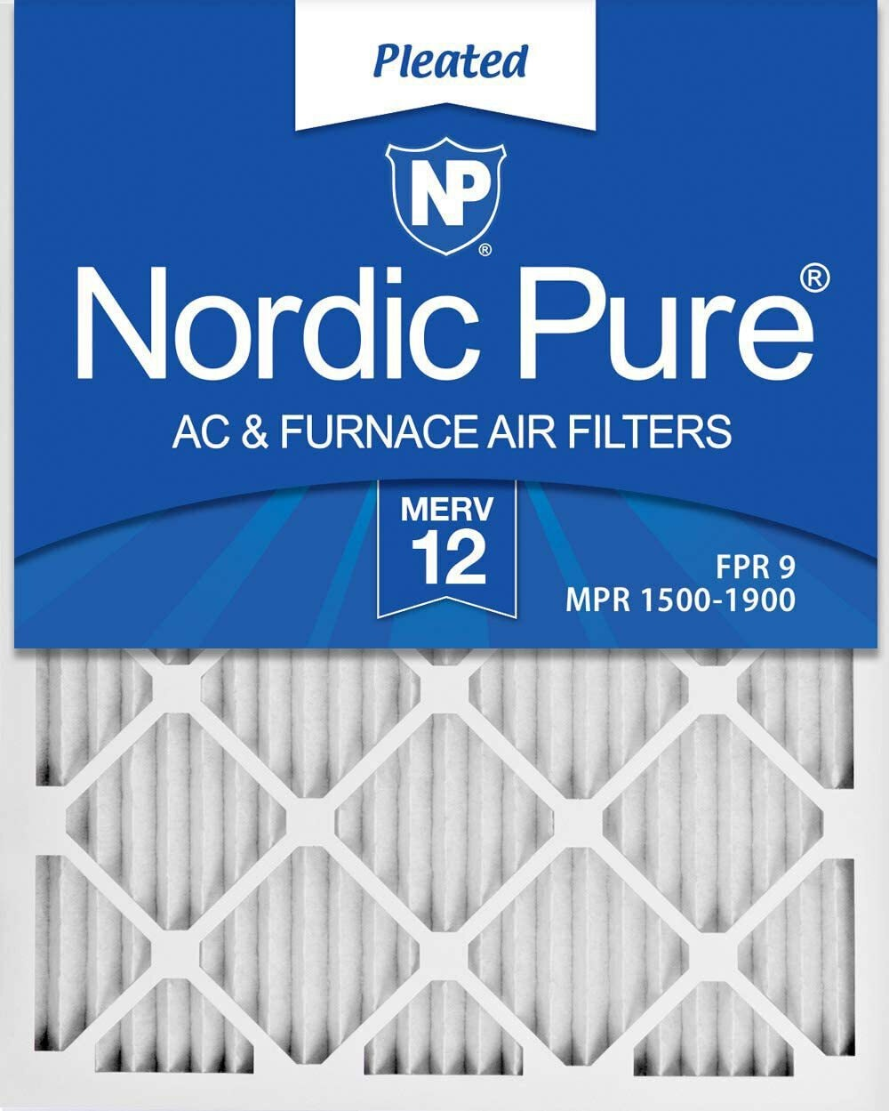 Nordic Pure MERV 12