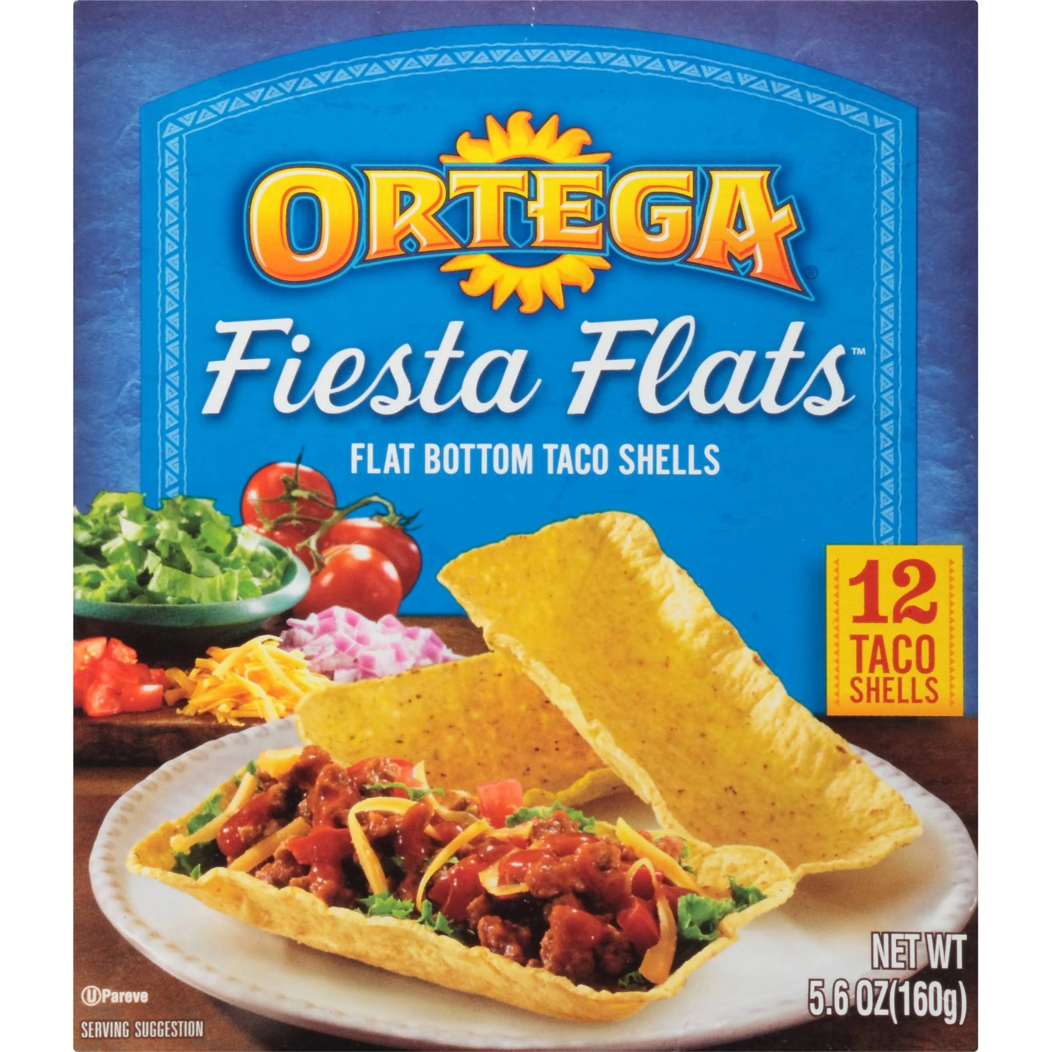 Ortega Fiesta Flats