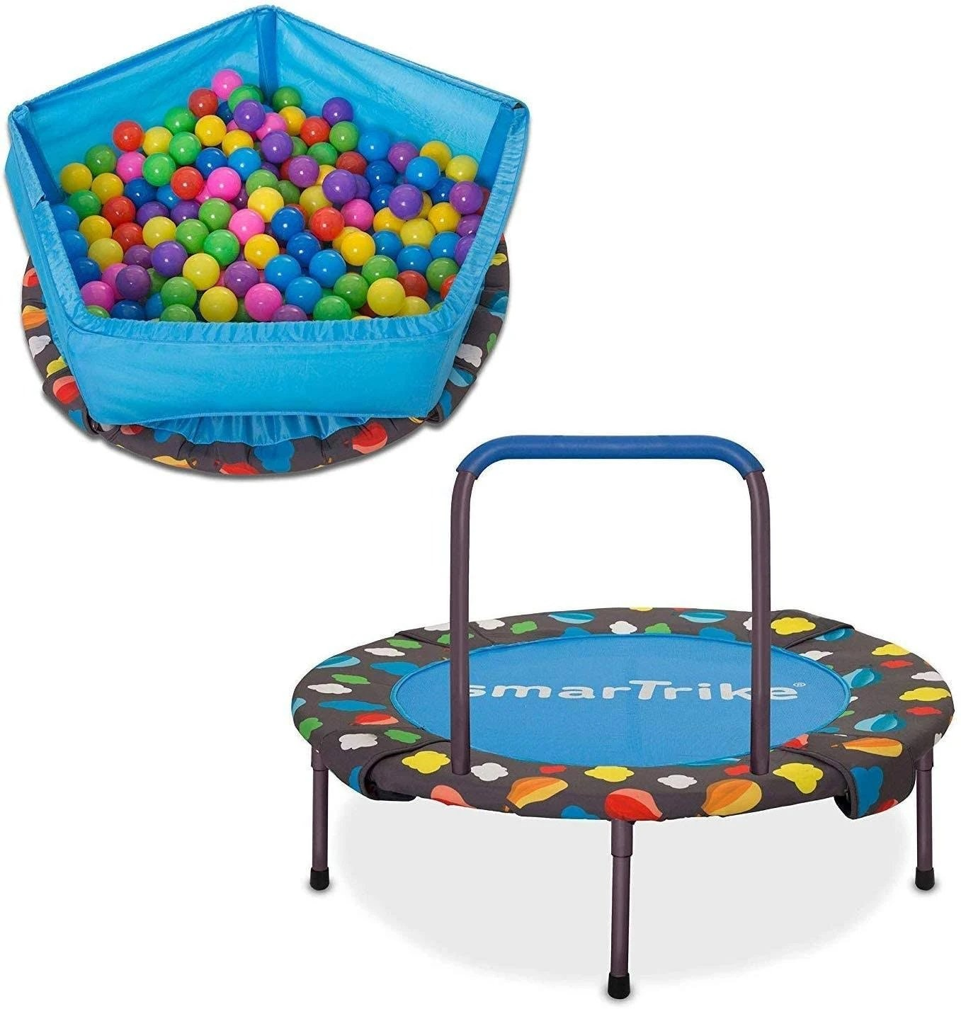 Smartrike 3-In-1 Activity Center